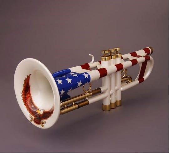 "The Morris Museum will present ""Trumpets, Weird, and Wonderful"" beginning Oct. 7, 2018."