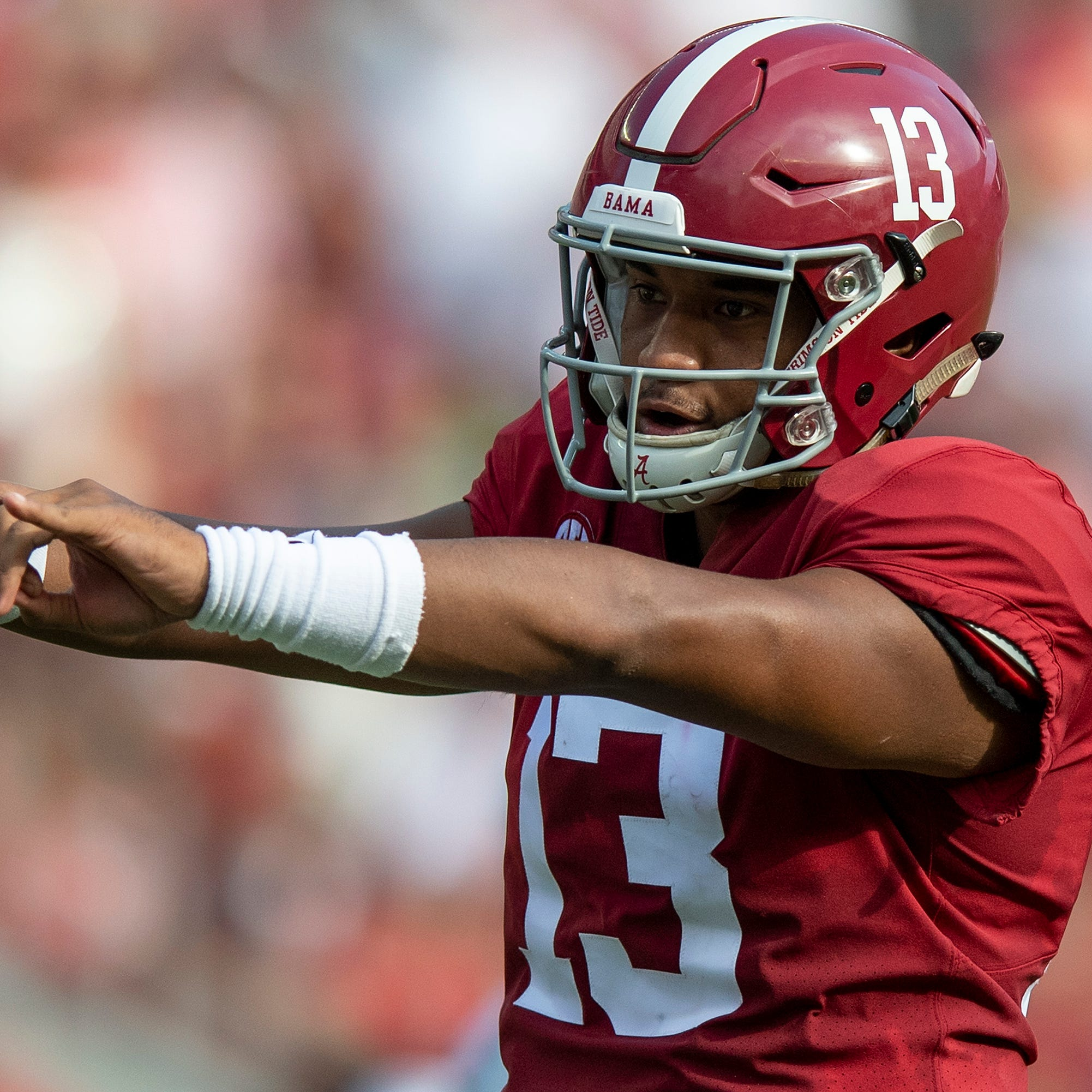 Sure, it's 'rat poison' to Saban, but you can't deny how good Tua-led Bama is