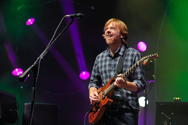 Phish will headline the Bonnaroo Music & Arts Festival for the third time in 2019.