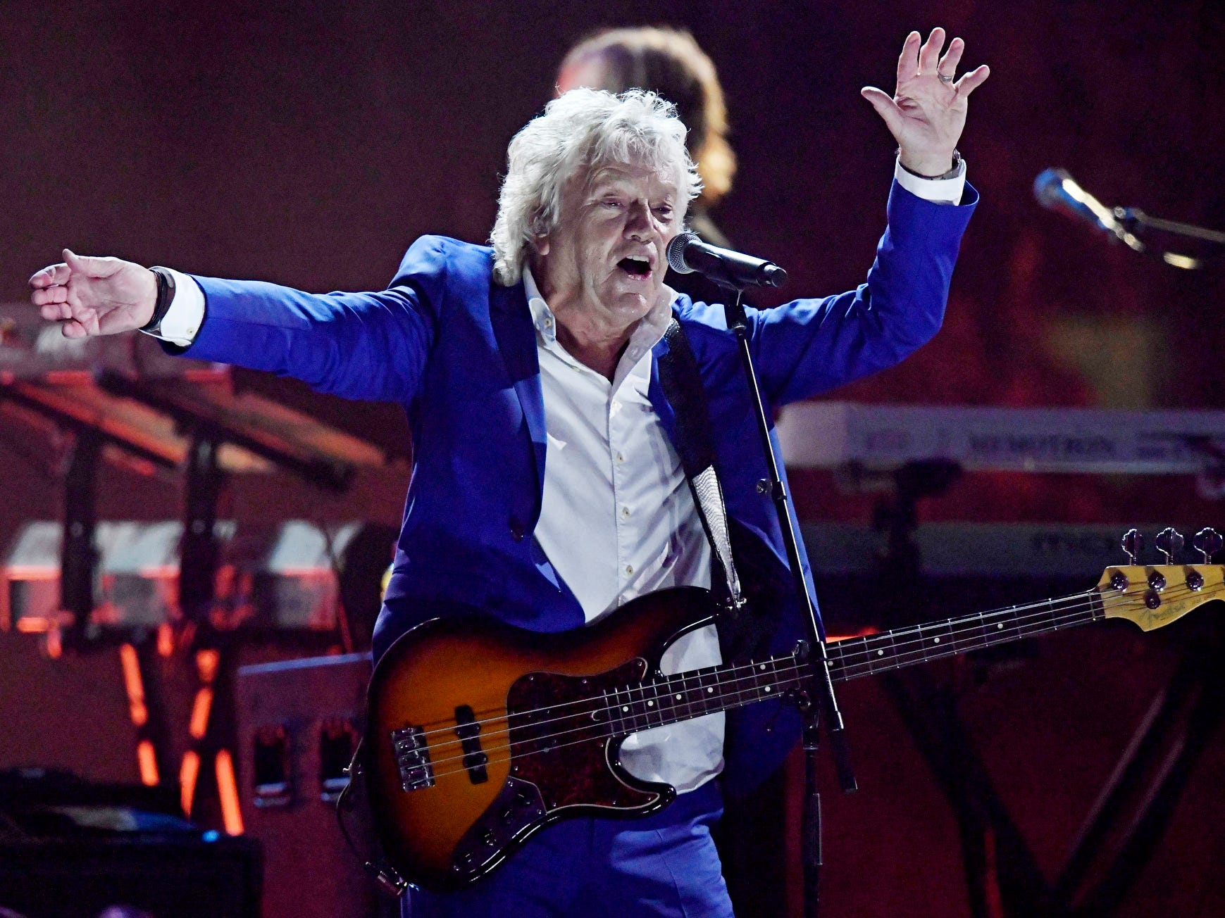 OCT. 12 THE MOODY BLUES' JOHN LODGE: 8 p.m. City Winery, $40-$60, citywinery.com/nashville