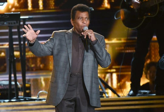 Charley Pride was born in Mississippi in 1938.