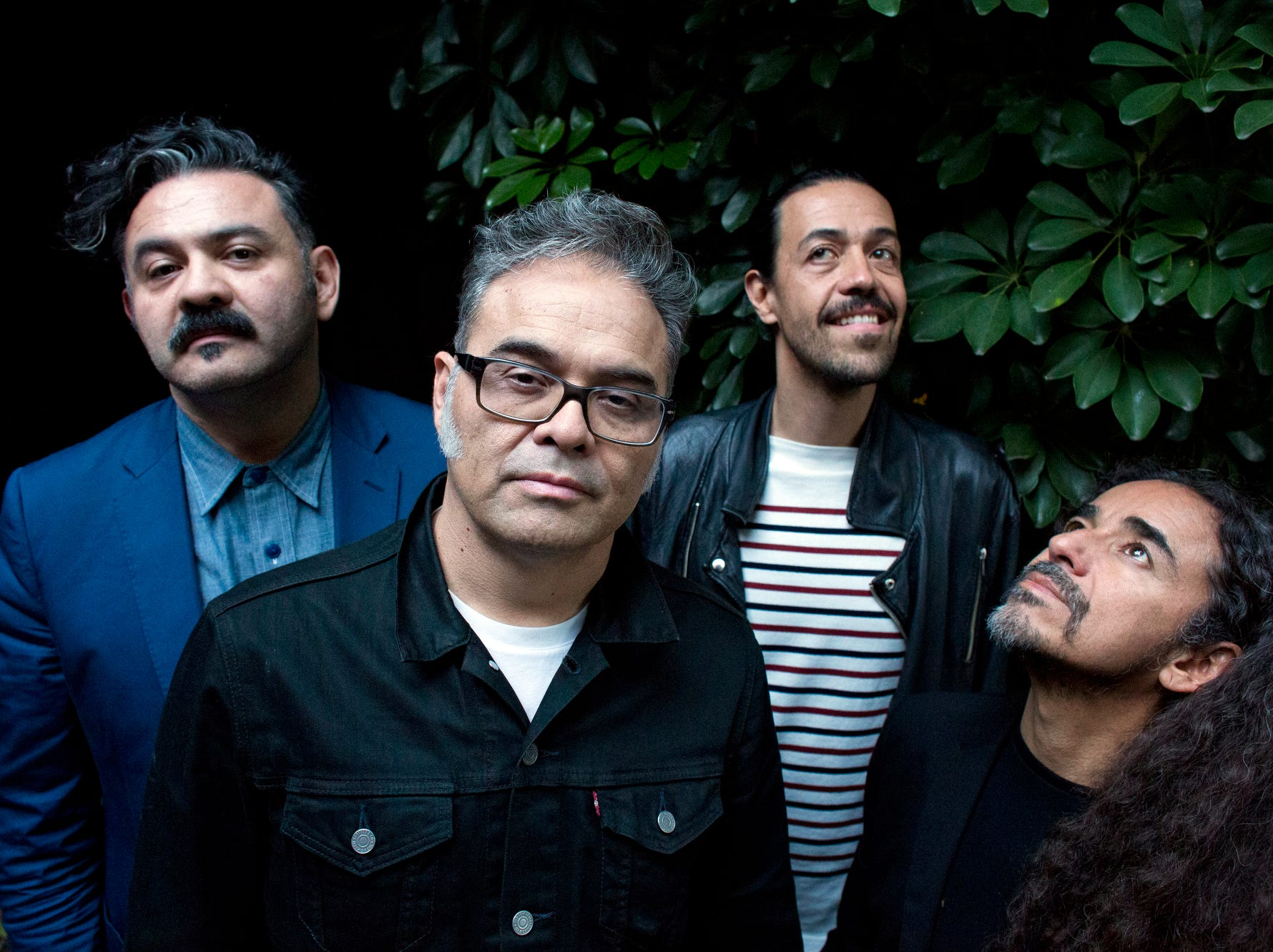 OCT. 3 CAFÉ TACVBA: 7:30 p.m. War Memorial Auditorium, $28.50-$38.50, tpac.org