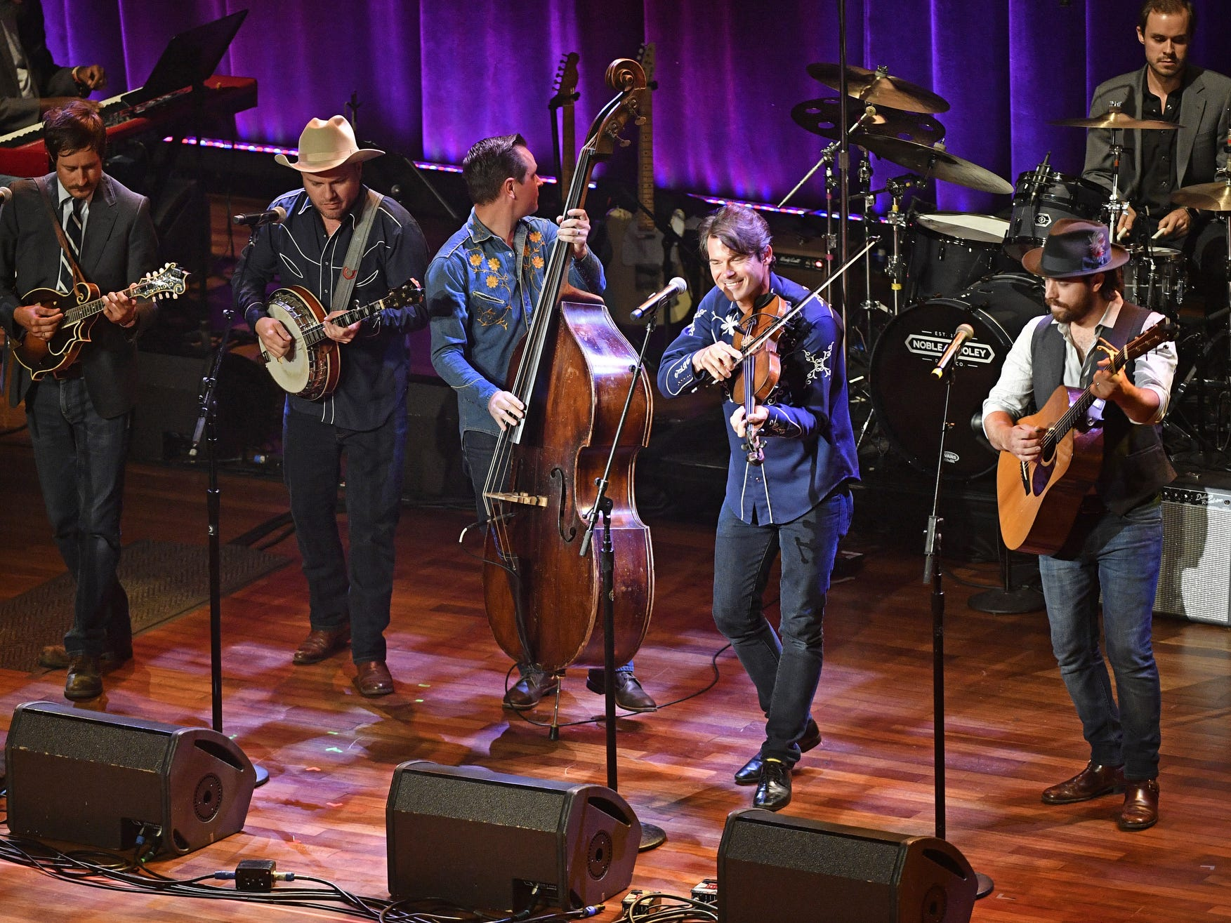 OCT. 13GRAND OLE OPRY BIRTHDAY BASH (CONTINUED) WITH OLD CROW MEDICINE SHOW AND MORE: 7 and 9:30 p.m. Grand Ole Opry House, $40-$99, opry.com