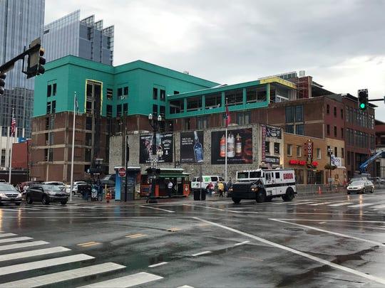A Marriott Moxy brand hotel will open near 2nd Avenue early next year on Lower Broadway.