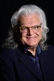 Ricky Skaggs is already in three halls of fame - gospel, musicians and bluegrass - and was the only living inductee of the County Music Hall of Fame inductee class in September in Hendersonville, Tenn.