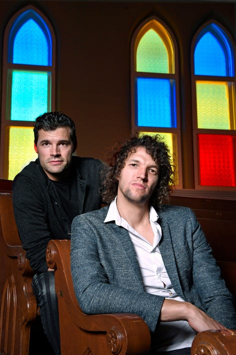 For King & Country 'Burn the Ships,' confront suicide and