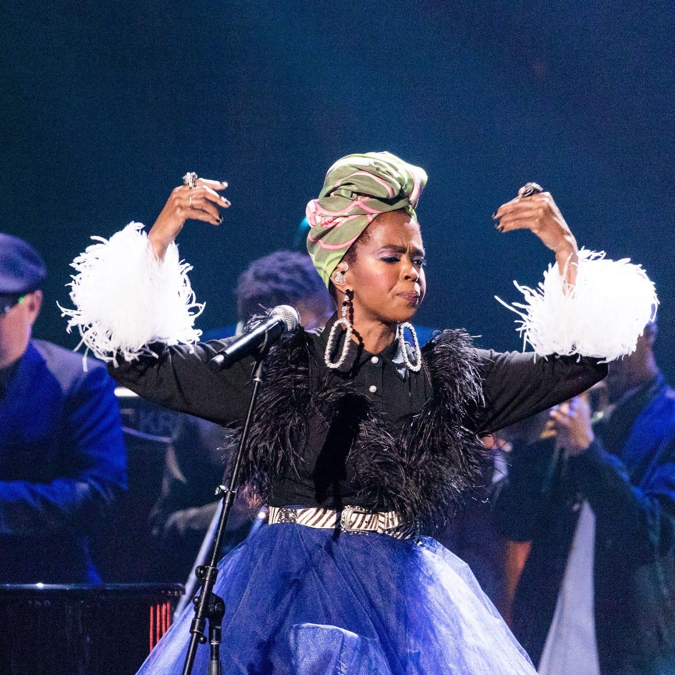 Lauryn Hill blames last-minute Nashville concert cancellation on Hurricane Michael, fire marshal