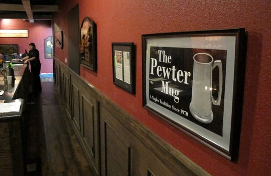 The Pewter Mug North recently relocated and relaunched on U.S. 41 in North Naples.
