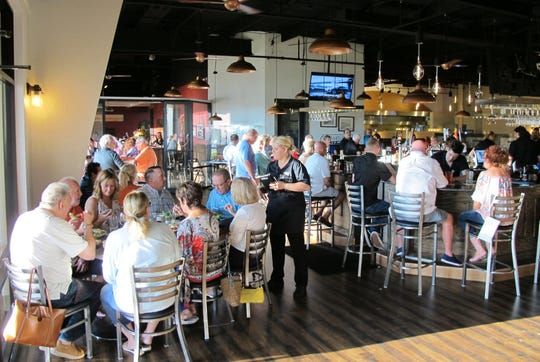 The Pewter Mug recently relocated and relaunched as The Pewter Mug North on U.S. 41 in North Naples.