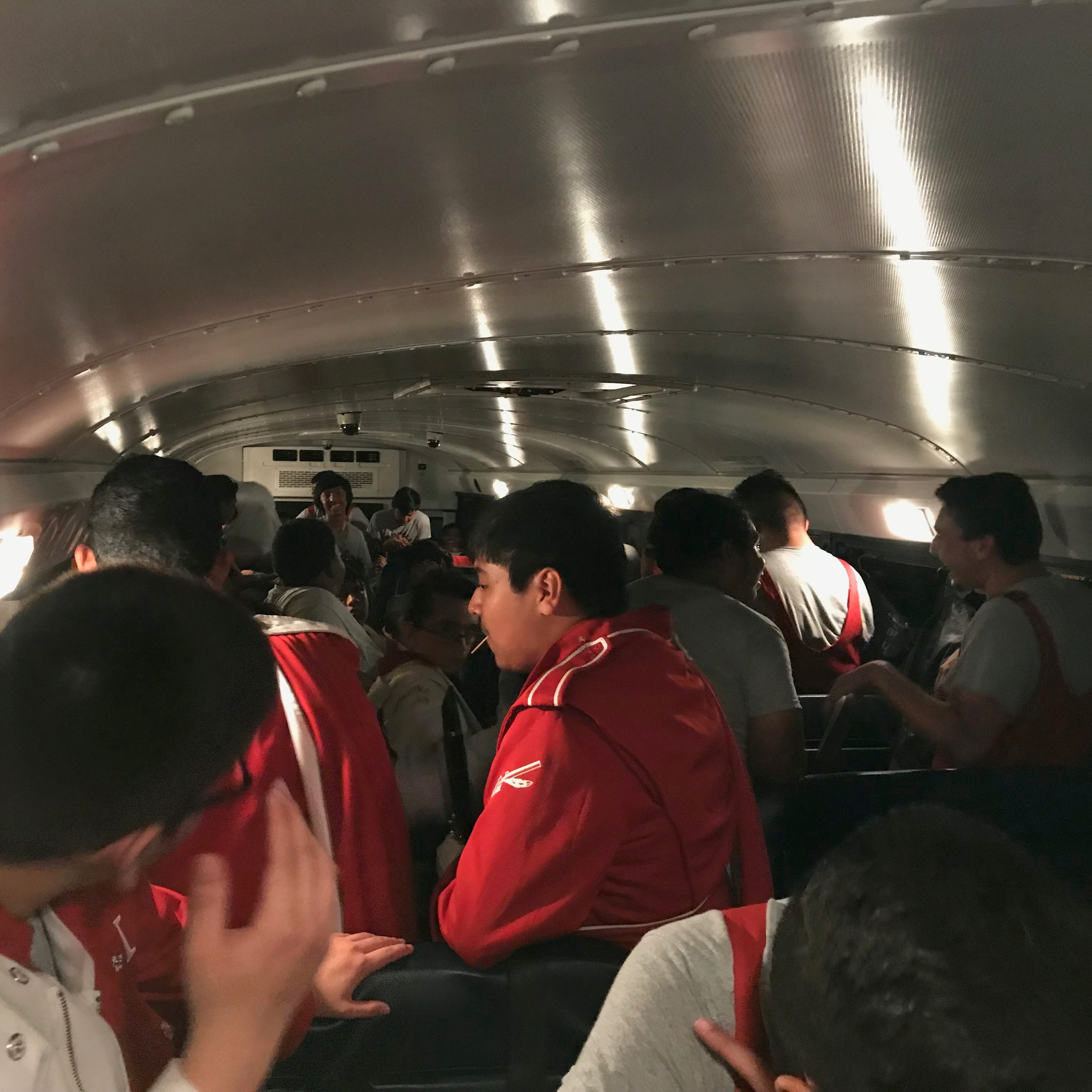 Immokalee band students kept on bus during lightning storm; school district investigating