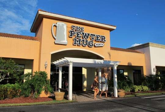 The Pewter Mug recently relocated and relaunched as Pewter Mug North on U.S. 41 in North Naples.