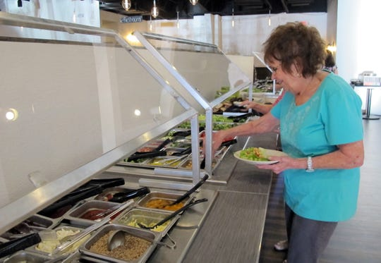 The salad bar is still a specialty of The Pewter Mug, which recently relocated and relaunched as The Pewter Mug North on U.S. 41 in North Naples.