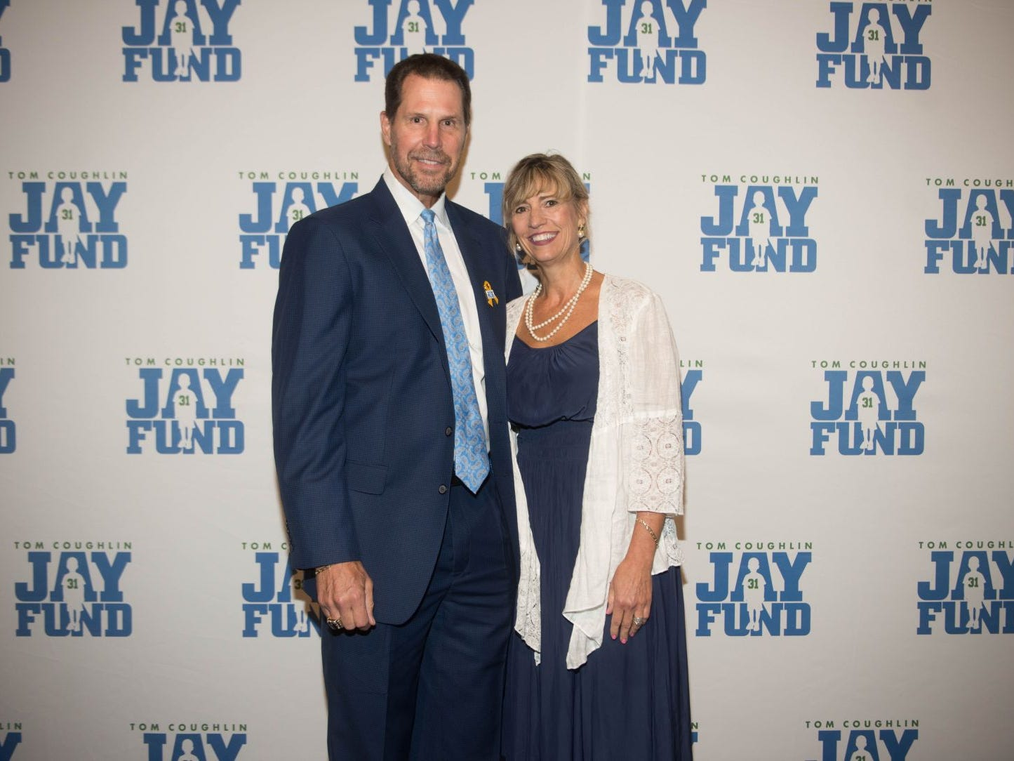 Karl Nelson and Inga Nelson. The 14th annual Jay Fund Champions for Children Gala was held at Cipriani 42nd Street. 09/21/2018
