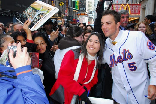 David Wright leaves NY Mets legacy for work on and off the field