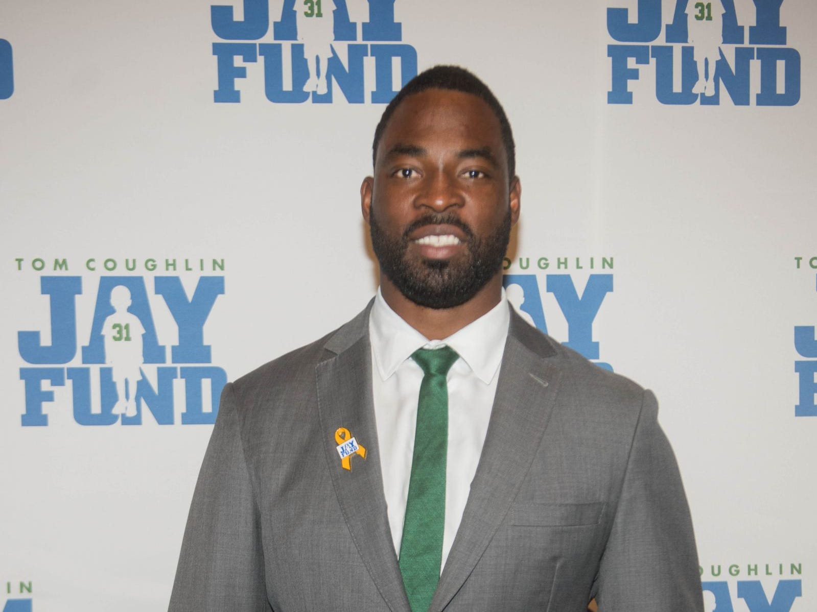 Justin Tuck. The 14th annual Jay Fund Champions for Children Gala was held at Cipriani 42nd Street. 09/21/2018