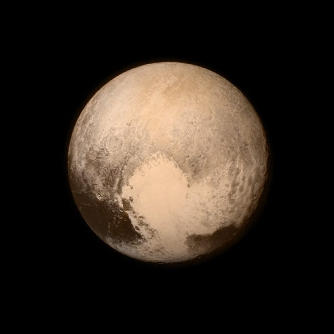 Pluto may be restored to being a planet again.