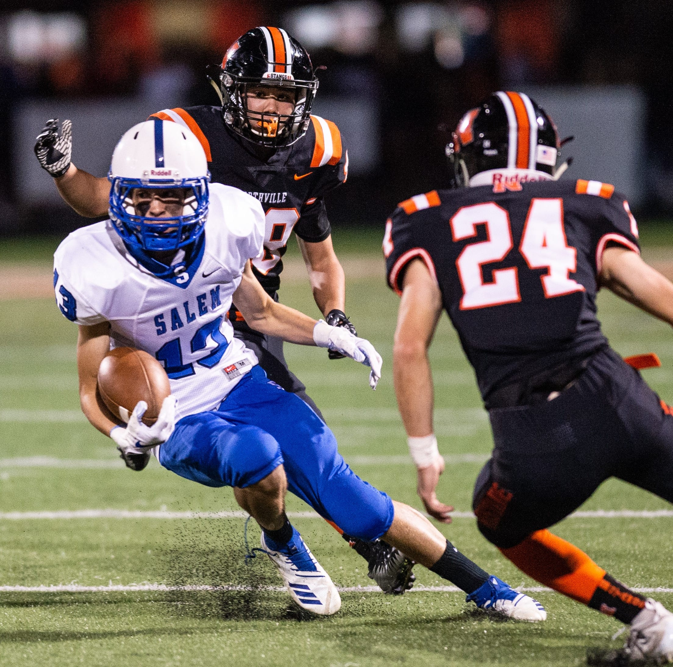 Updated Week 5 high school football scoreboard