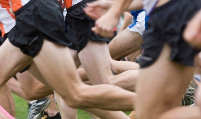 Cross Country Race Start