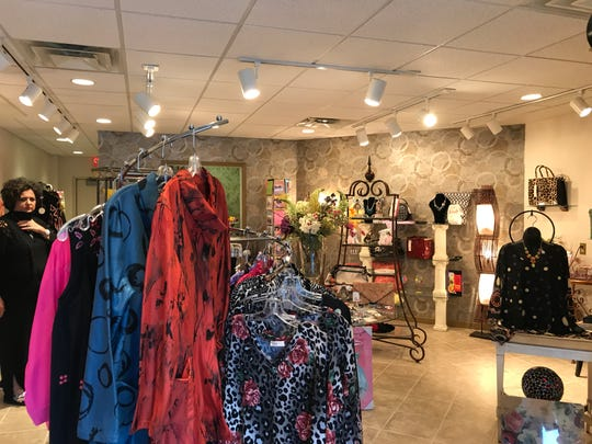 The clothing and accessory store returned to Evans Street about a year and a half ago.
