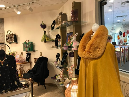Jill Haringer said she wants people to be themselves when they wear her store's clothing and accessories