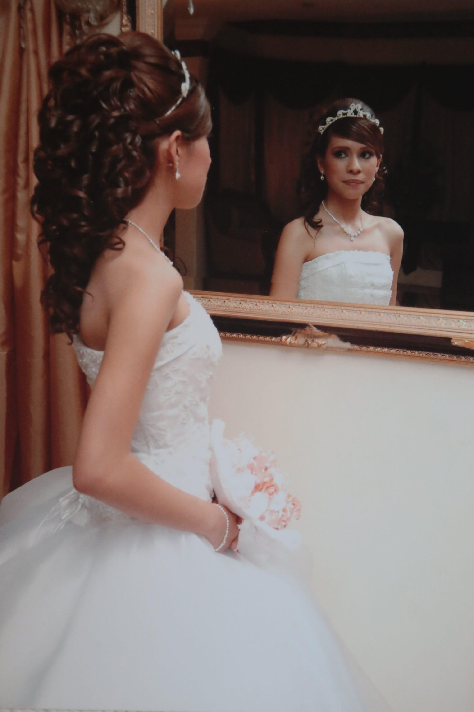 Marie Dugan celebrated her quinceañera in Mexicali.