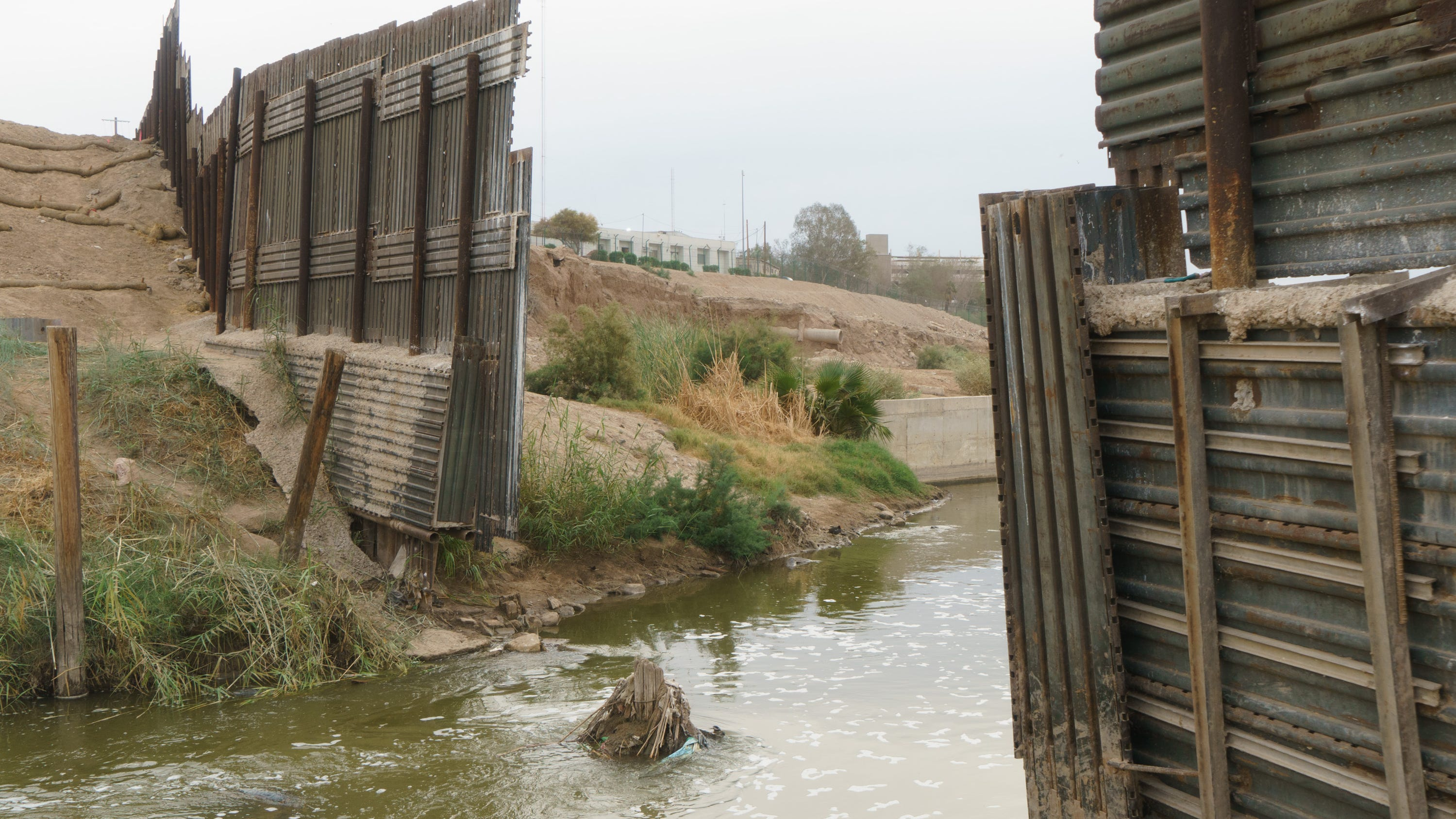 c422acf8a1 The polluted New River poses a hazard on U.S.-Mexico border