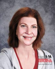 A computer-generated photo of what Tracy King might look like as an adult.