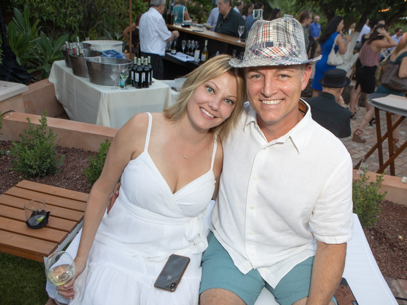 Royal Palms Resort and Spa celebrated their 70th anniversary with jazz music, signature dishes and libations on Thursday, Sept. 20, 2018 in Scottsdale.