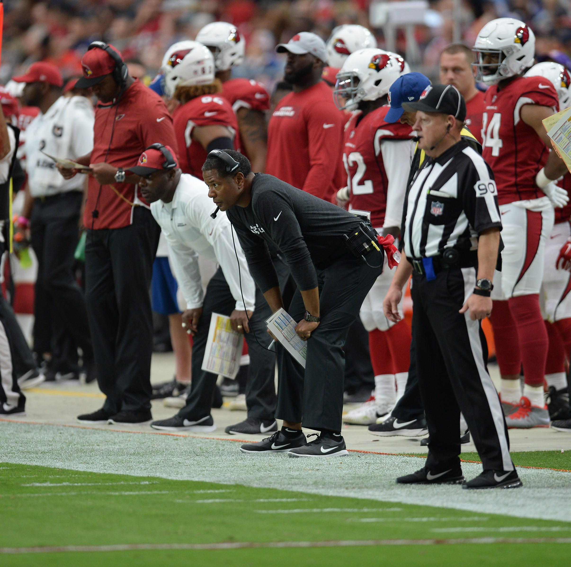 NFL pundits question Arizona Cardinals, coaching staff after loss to Chicago Bears