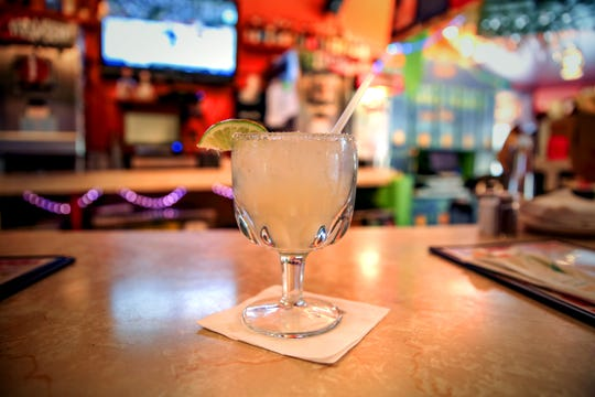 The restaurants also offer signature drinks including Chuy's Famous 'Ritas served on the rocks, frozen and strawberry flavored.