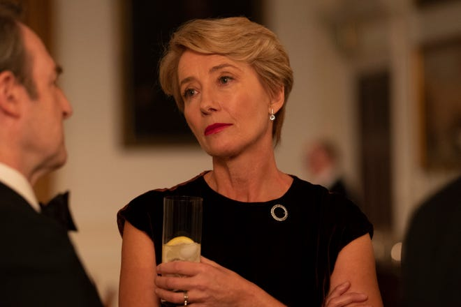 """Emma Thompson in """"The Children Act."""""""