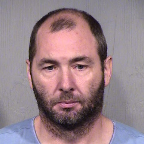 Records: Man stabbed, assaulted Phoenix woman after breaking into apartment