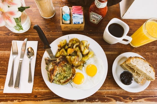Matt's Big Breakfast will offer $2.75 bottomless coffee on National Coffee Day.