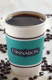 Cinnabon will participate in National Coffee Day on Sept. 29.