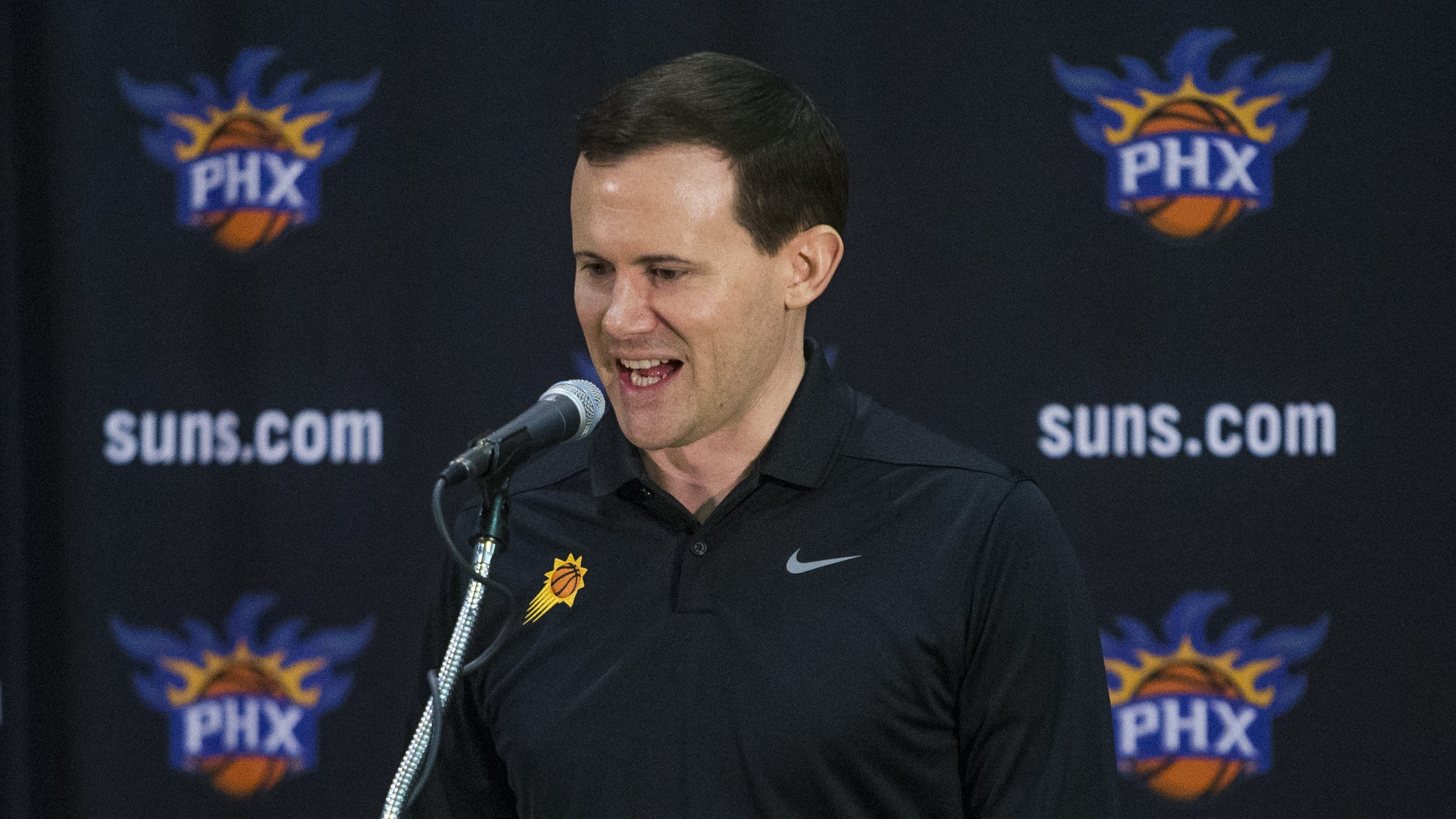 75773c204 Ryan McDonough with Phoenix Suns  Key moments in his tenure as GM