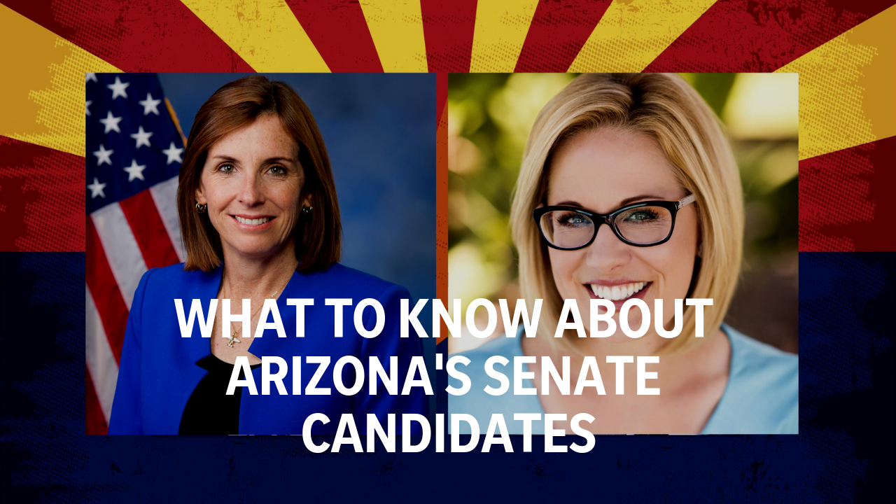 Who is running for U S  Senate in Arizona?