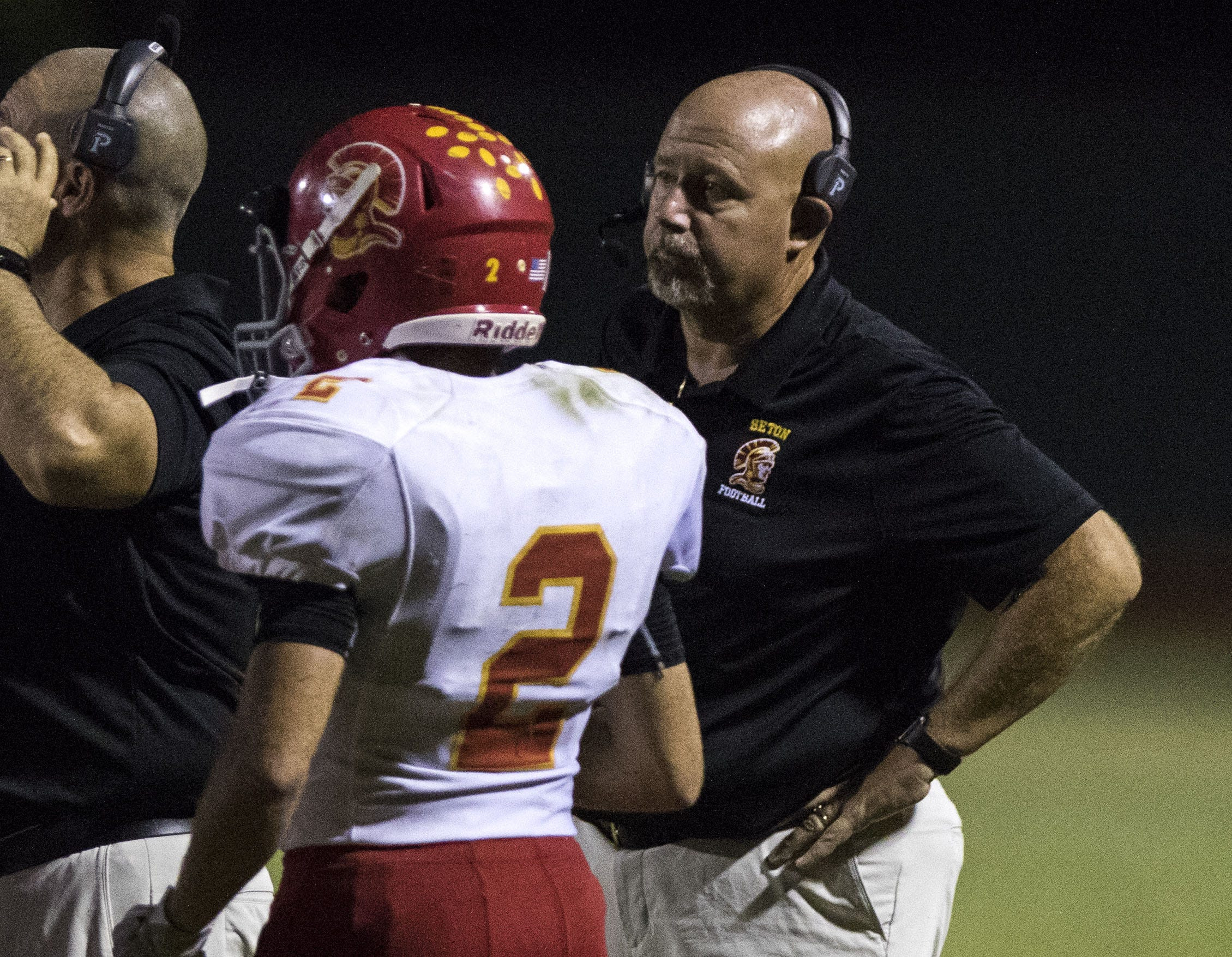 Interim coaches giving Arizona high school football teams hope in uncertain times