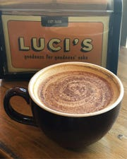 Luci's Healthy Marketplace and Luci's at the Orchard will feature National Coffee Day specials.