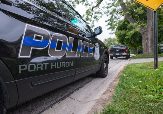 A 32-year-old Port Huron man was arrested following a stabbing Thursday night.