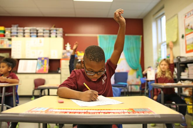 Logos Academy, a 20-year independent, nonprofit school serves York County students regardless of income level. The academy opened an affiliate school in Harrisburg in the fall of 2018.