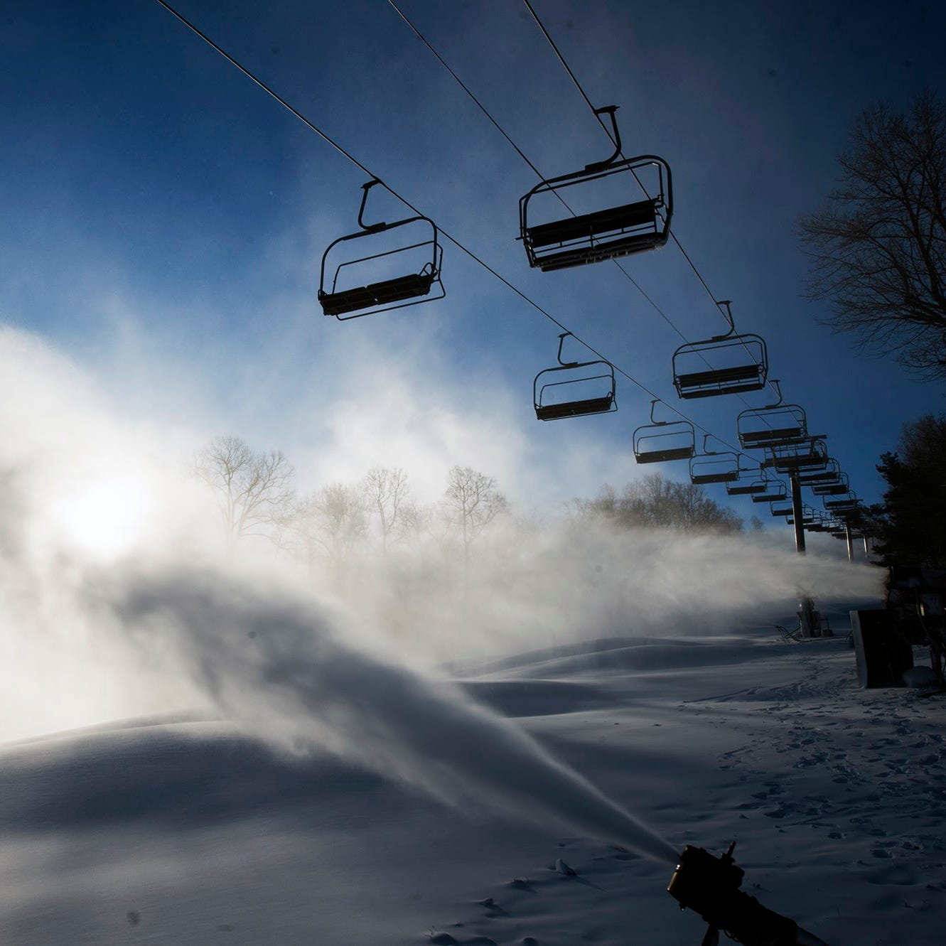 Want to hit the ski slopes? Here are some options in central Pennsylvania