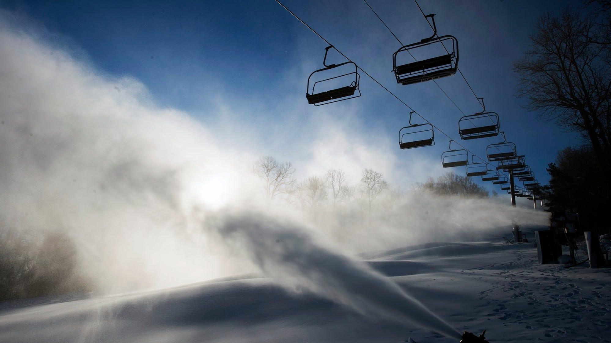 ski resorts: where to hit the slopes in central pennsylvania in 2018