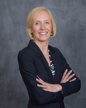 Roxanna L. Gapstur, R.N., M.S.N., Ph.D., newly appointed president and chief executive officer, WellSpan Health. Dr. Gapstur's appointment will be effective Jan. 2, 2019. She succeeds Kevin H. Mosser, M.D., who will retire Jan. 1, 2019.
