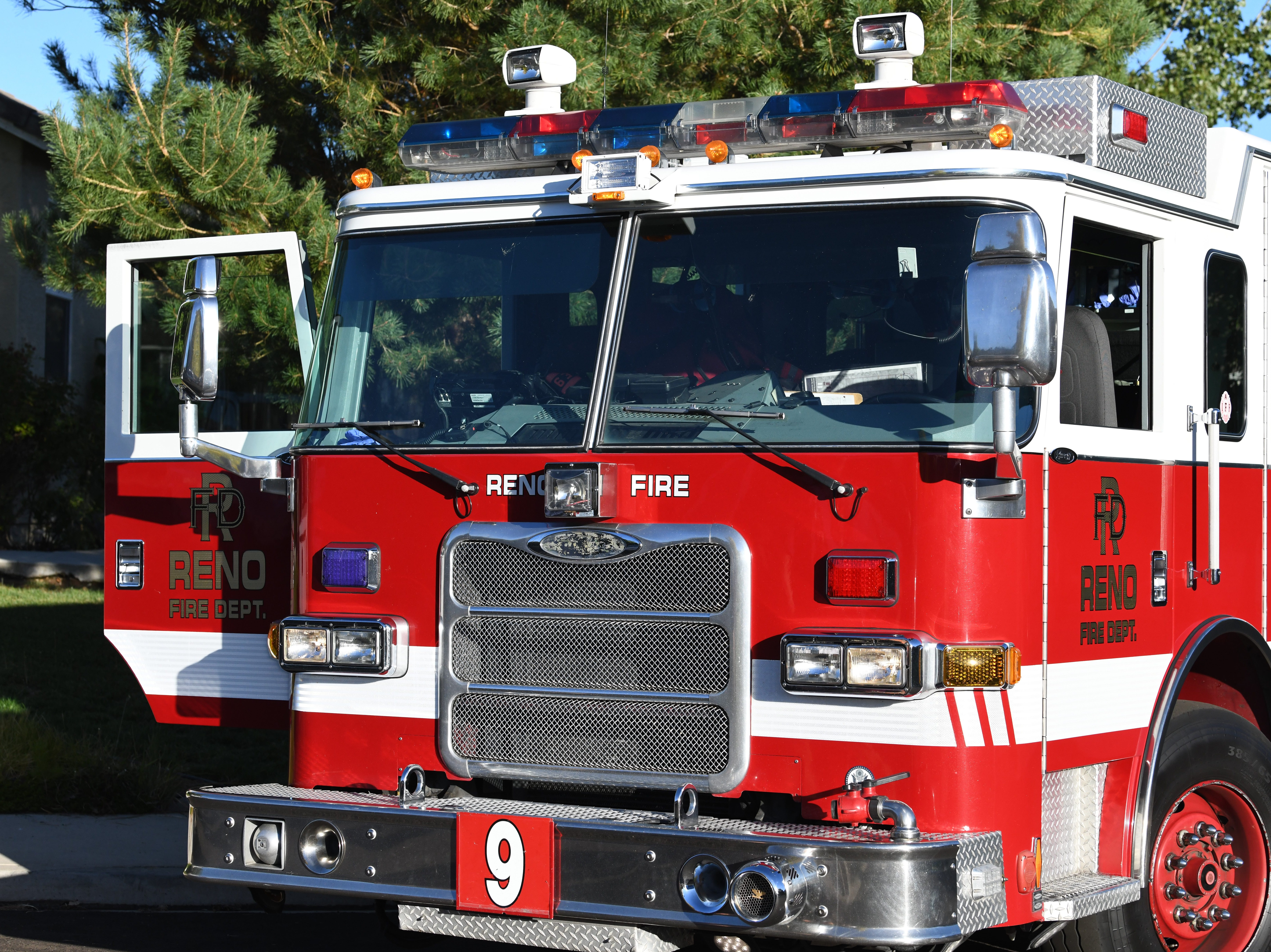Reno man arrested on first degree arson charges after fire breaks out inside his condo