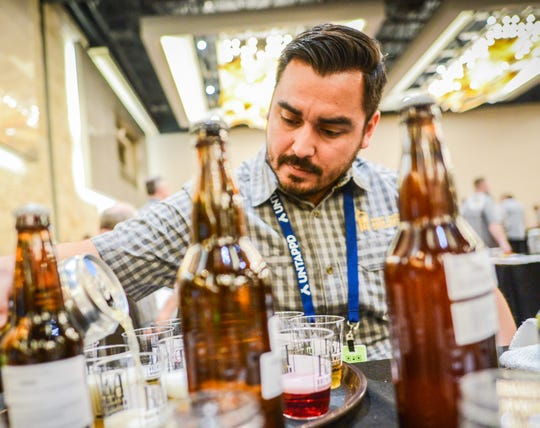 The 2018 Great American Beer Festival featured more than 8,500 entries assessed by more than 290 judges from 13 countries.
