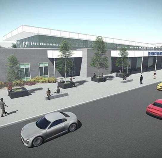 Reno is getting brand-new DMV, old one will close