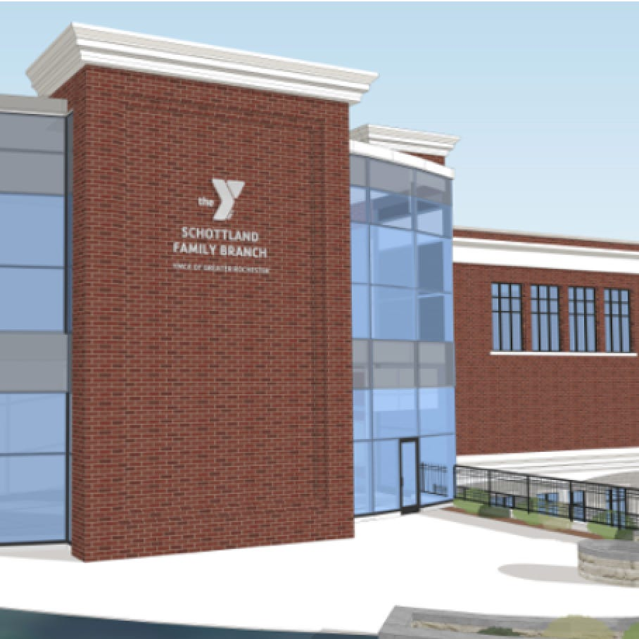 Family donates $3.5M toward new Pittsford YMCA