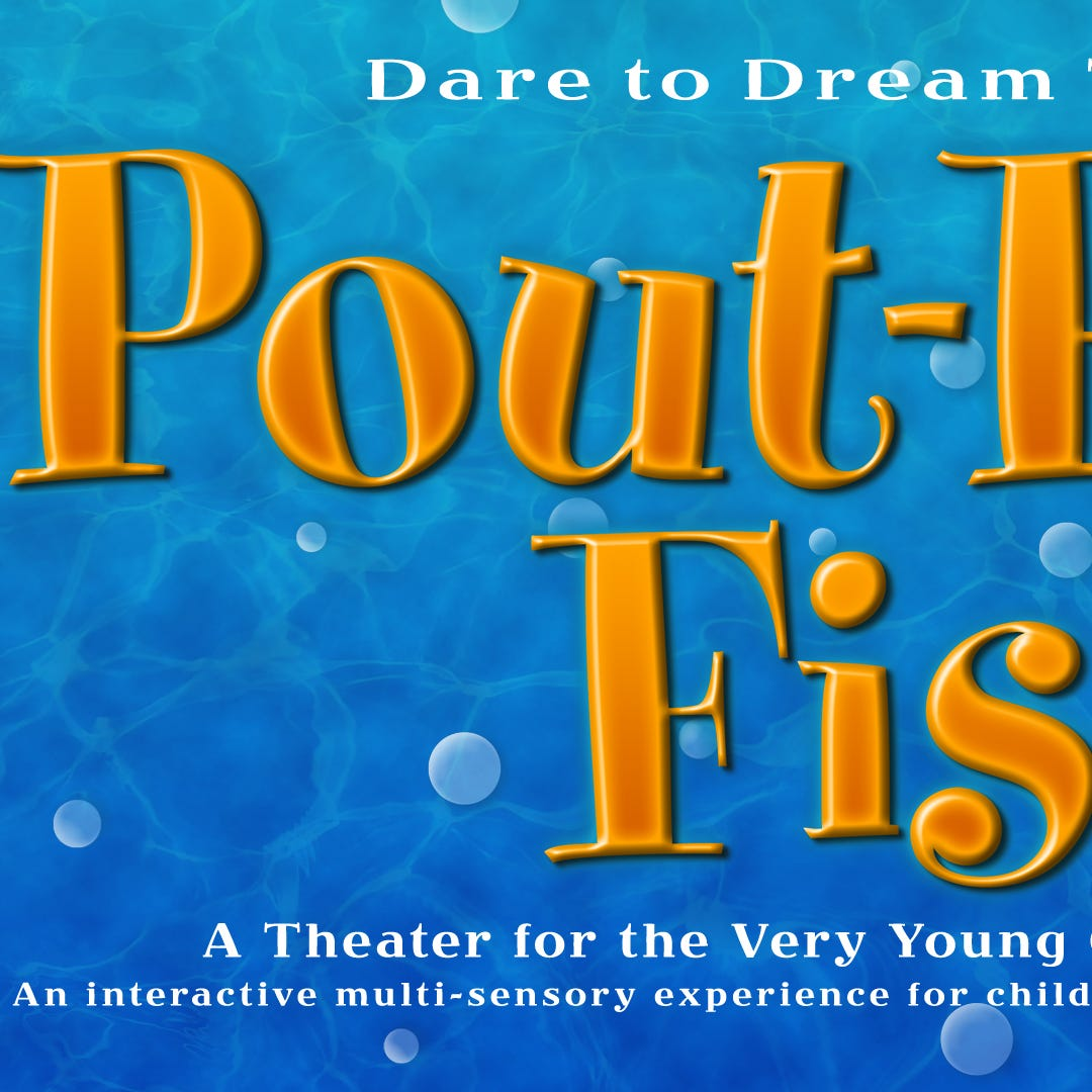 Sheboygan Dare to Dream Theater brings 'The Pout Pout Fish' children's book to life