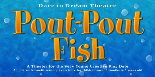 Pout Pout Fish premiers next weekend.