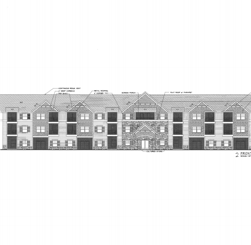 Sauk Rapids OKs site plan for third apartment building since April